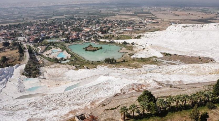 Pamukkale Day Tour From Selcuk & Kusadasi
