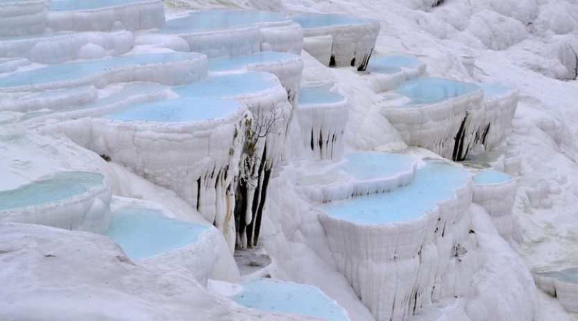Pamukkale day tour from Izmir