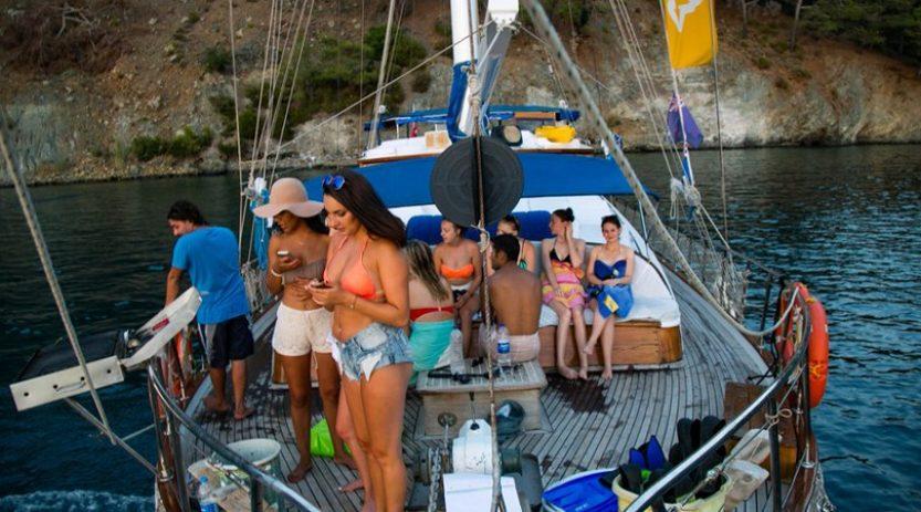 Olympos Cruise
