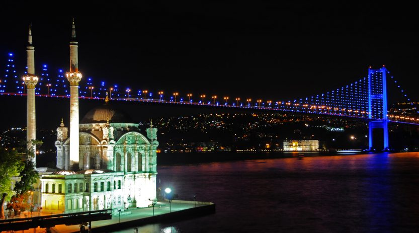 Dinner Cruise Bosphorus