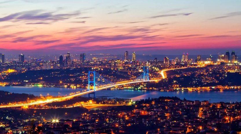Dinner cruises istanbul