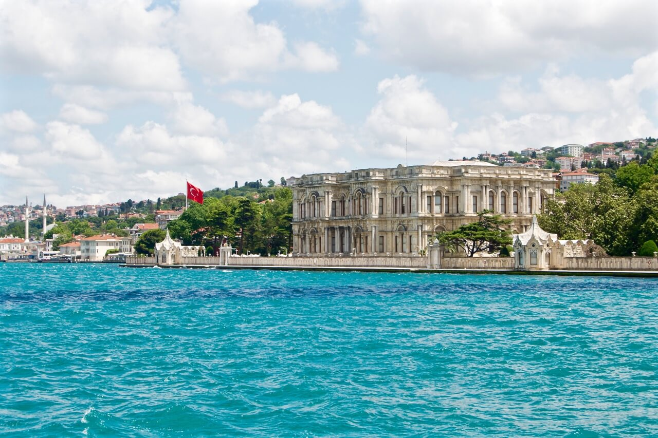 Afternoon Bosphorus Cruise Tour  Istanbul City Tours