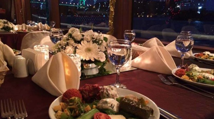 Bosphorus Dinner Cruise & Belly Dancing Show