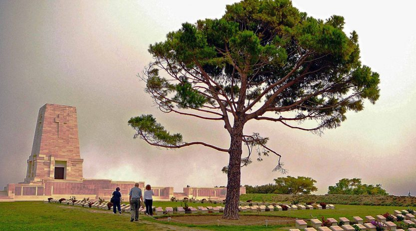 gallipoli troy tours from ankara