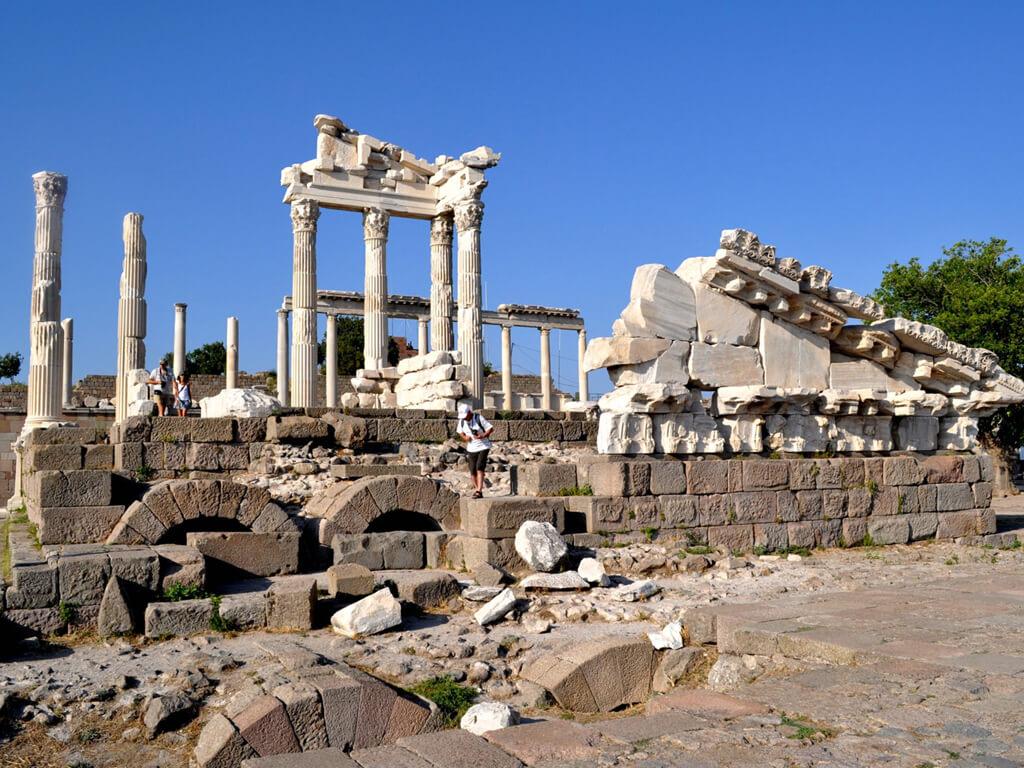 Gallipoli troy pergamon ephesus package tours for Home video tours