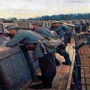 gallipoli war fronts