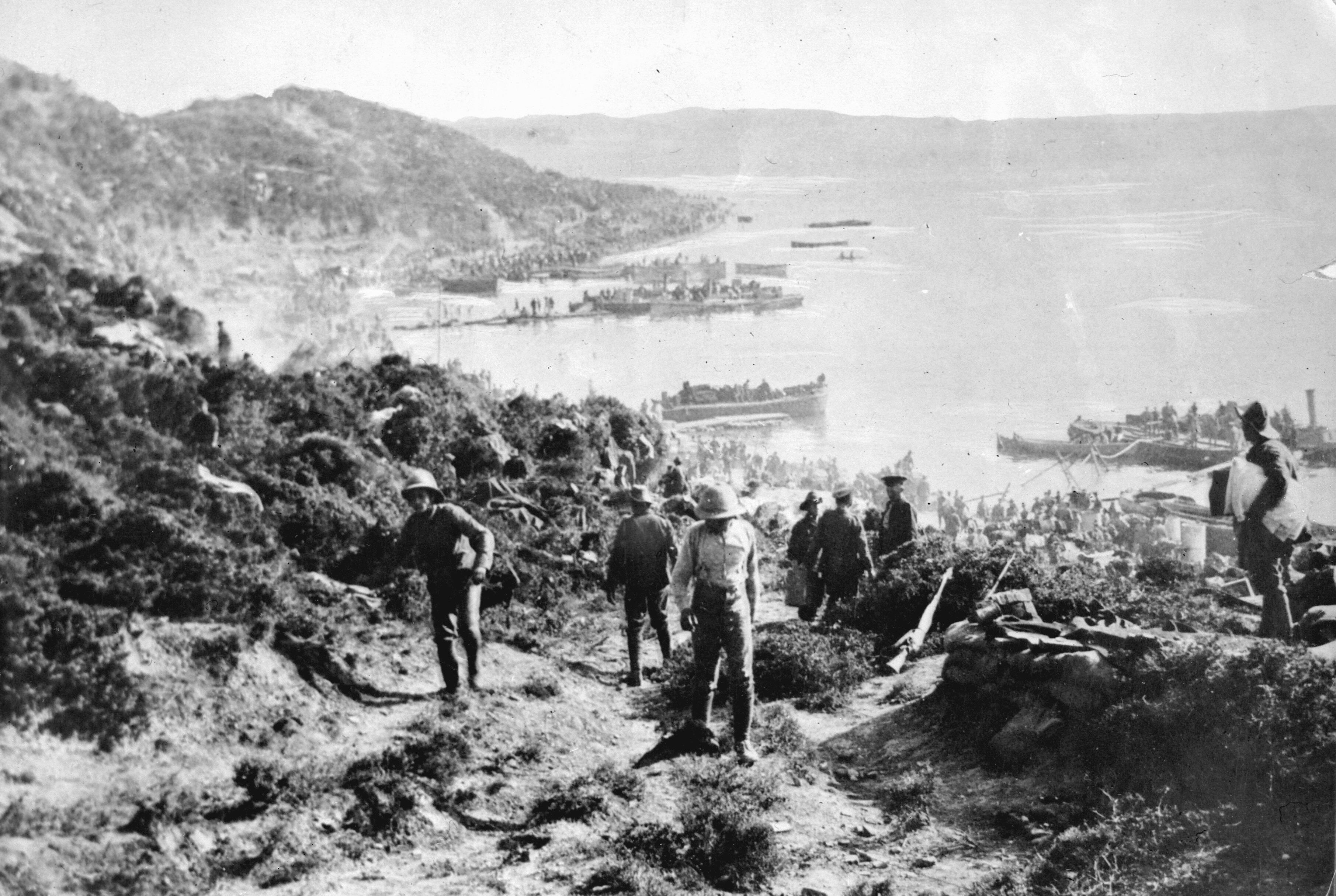 an analysis of robert bell year 9 by gallipoli 1915