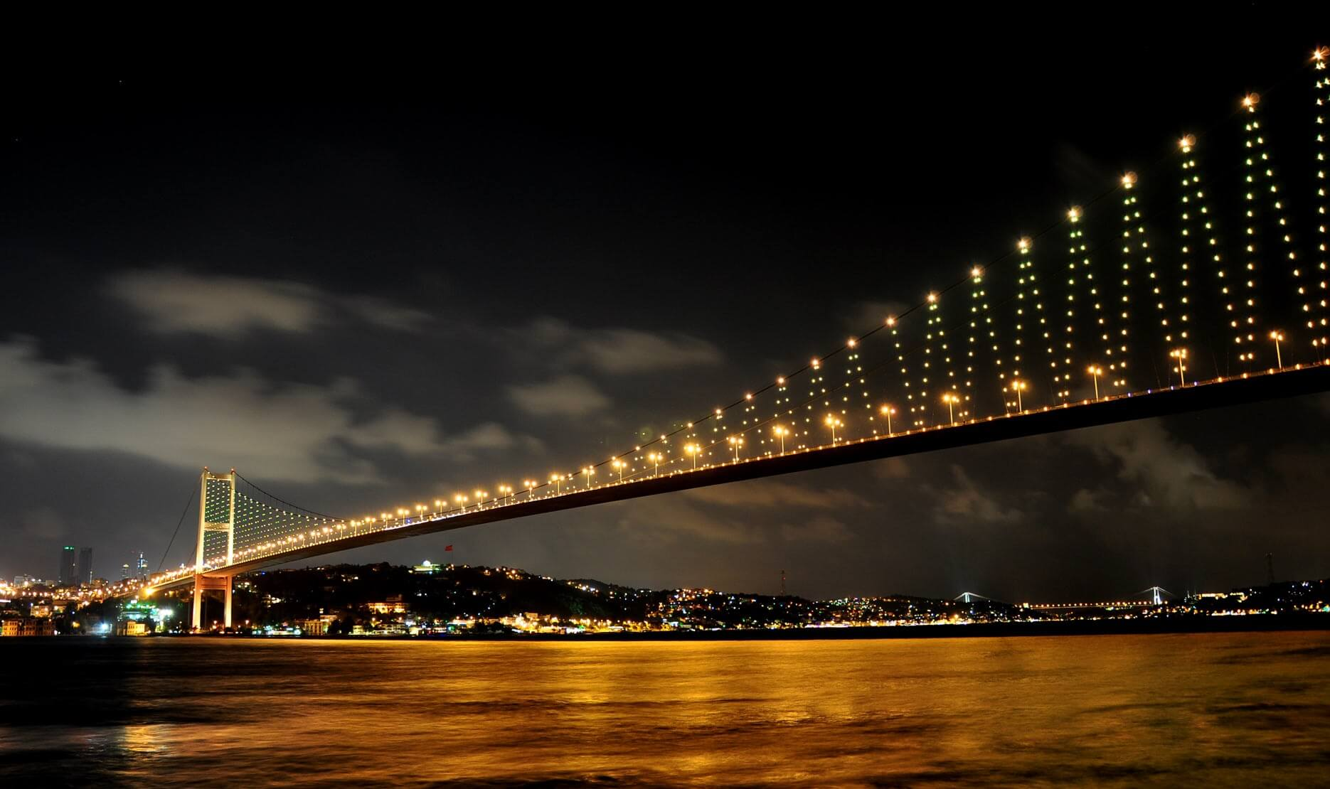 new year eve bosphorus party