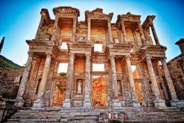 Gallipoli Troy Pergamon & Ephesus Package Tours