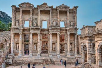 Gallipoli Ephesus & Pamukkale Tours From Istanbul