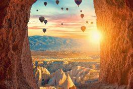 5 Days Ephesus Pamukkale Cappadocia & Konya Tour