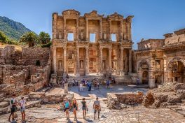 2 Days Ephesus & Pamukkale Tours By Plane
