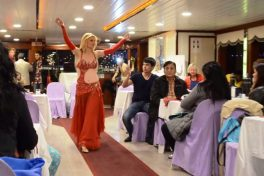 Turkish Night Show & Dinner At The Restaurant
