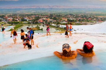 Gallipoli – Troy – Ephesus & Pamukkale Package Tour