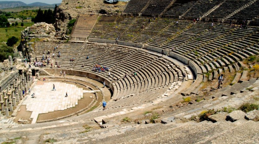 Troy - Ephesus & Pamukkale Package Tour