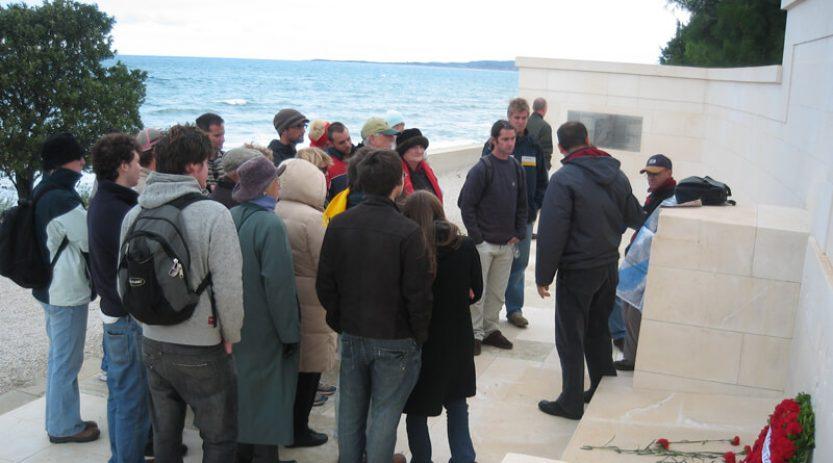 gallipoli troy tours from ankara