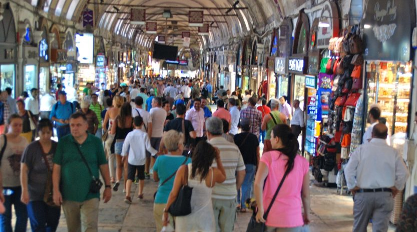 Shopping in Istanbul
