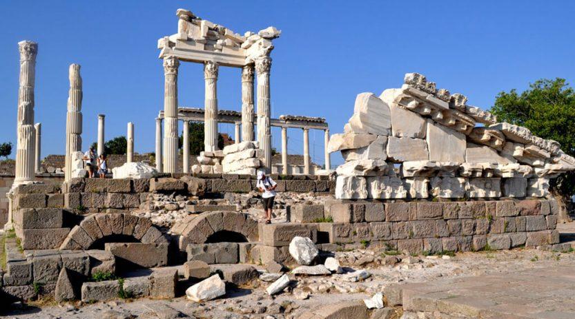 Gallipoli Troy Pergamon & Ephesus Package Tours