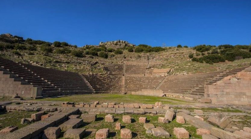 Gallipoli Troy & Assos Package Tour