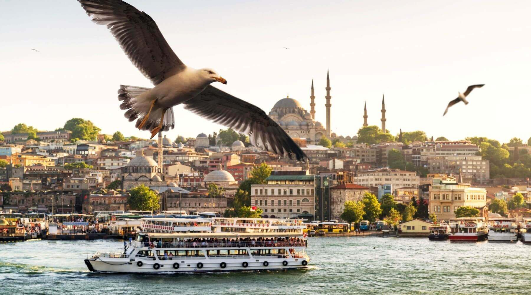Bosphorus Cruise And Two Continents Tour  Istanbul City Tours