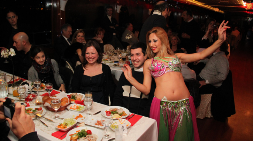 Istanbul New Years Party
