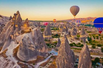 8 Days Legend of Turkey Tour Package