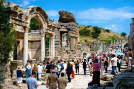 Ephesus & Pamukkale Tours From Istanbul By Bus