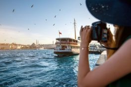 Bosphorus Boat Cruise