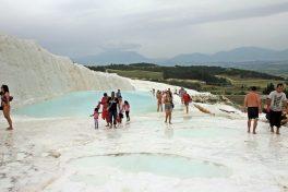Pamukkale Day Tour From Selcuk & Kusadasi